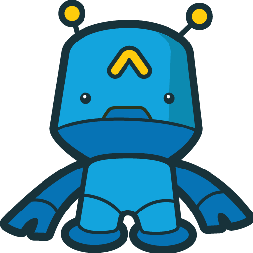 RoboThink STEM mascot