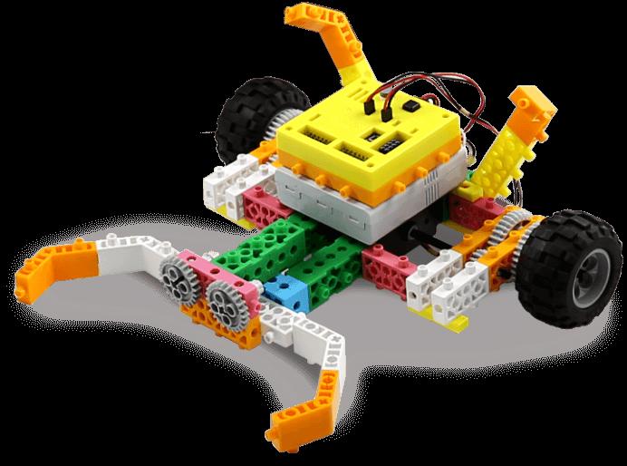 Build a Robot | STEM, Coding, Robotics, Engineering Programs for Kids | RoboThink