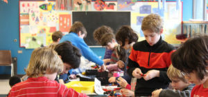 Robotics & Coding Class for Kids